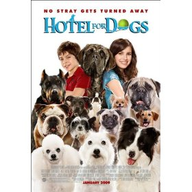 Hotel for Dogs [Theatrical Release]